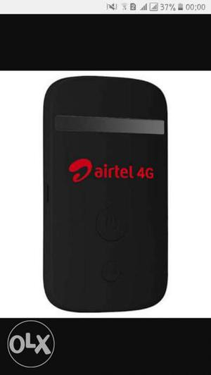Airtel 4g device for sale brand new condition