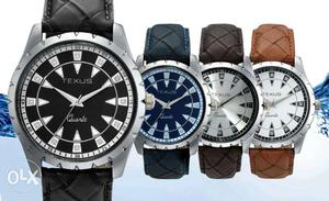 Customized Watches with logo and branding