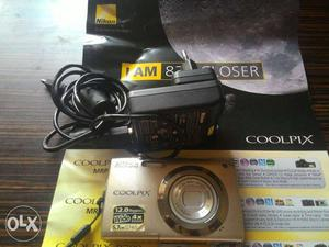 Digital camera in excellent condition with thin