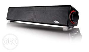 F&D E Mini Soundbar Speaker (Aux-In/USB)