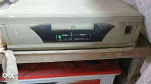 Inverter with single battery and trolley. FIX PRICE