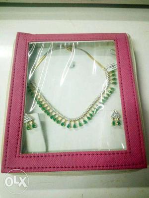 Jewellery pouch for Necklace sets & Bangles, Rs.