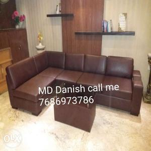 L shape sofa good material low cost warranty fast
