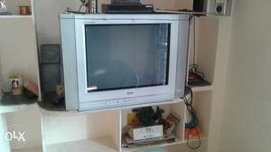 Lg golden flat tv