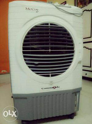 McCoy air cooler, one year old, used only for a