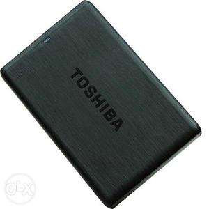 New 1TB Toshiba Canvio Portable External HDD with warranty