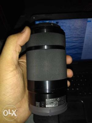 Sony  E mount lens