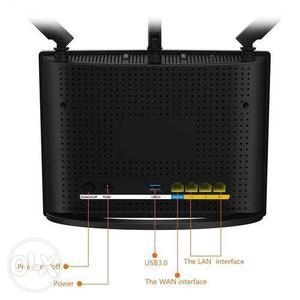 TENDA AC15 AC Mbps Smart Wireless Dual band