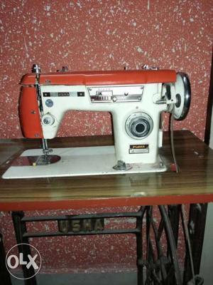 Usha Janome Sewing Machine Posot Class