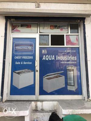 White Frigoglass Aqua Industries
