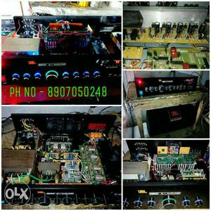 Amplifier Assembly  Amp SUB -