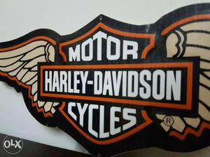 For the love of Harley! Tin Sign