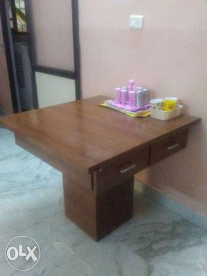 Multipurpose table for sale..wit 2 big draws..in