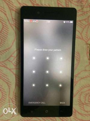 Oppo a33f for sale bought in jan 17 no