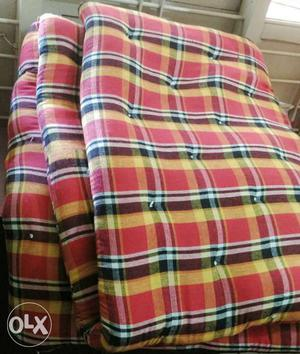 Cotton bedding, standard size immediate sale