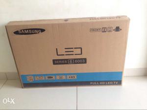 "32"" smasung full hd led tv new box pack pice"