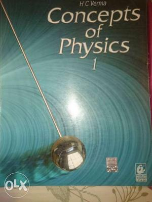 Concepts of physics 1 and 2. H C Varma