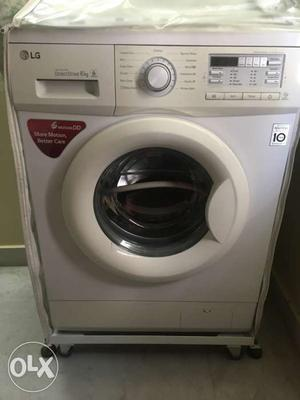 Fully automated Lg washing machine 6months old..