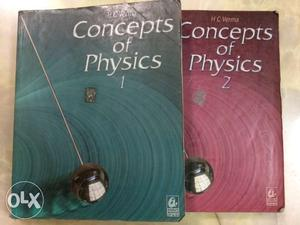HC Verma Concepts of Physics (Part 1 & 2)