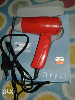 Micro hair drayer Good condiation everything is