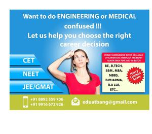 NRI and Management Quota Seat for  Batch !!!
