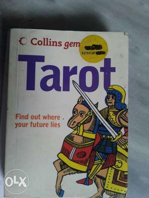 Tarot Card Pocket Book.