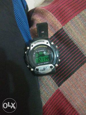 This is Original Sonata Wrist watch 1.5 yr old