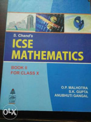 Unused maths book New condition