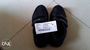 Brand new bata boys shoes.size 18.7 cm.mrp
