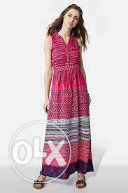 Global desi PINK MAXI DRESS..New conditon..Not even a single