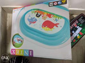 Intex Inflatable Above Ground Pool Box