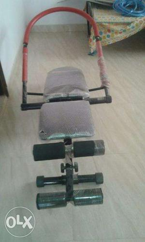 Ab King Pro Tummy Trimmer Machine Weight Loose