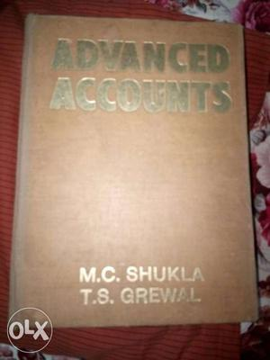 Advanced accounts ts grewal and j.r.batliboi