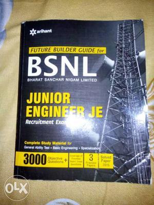 BSNL Junior Engineer JE