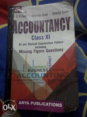 Binded,superb condition accounts 11 DK Goel,