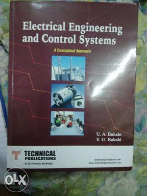 Electrical Engineering And Control Systems Book