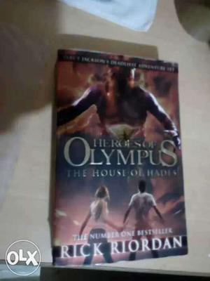 Heroes Of Olympus The House Of Hades Book