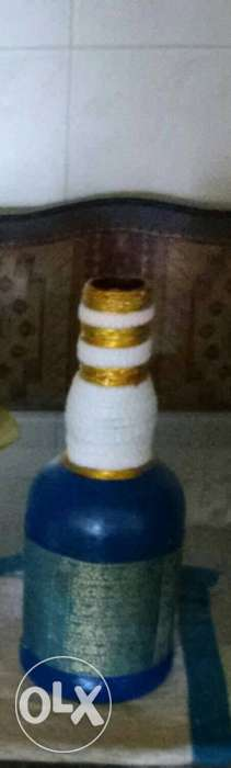 Home made designer bottle, attractive,and