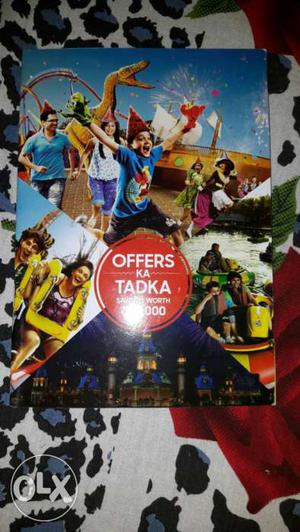 I Have A Blast Offer For Going Imagica Theme Park