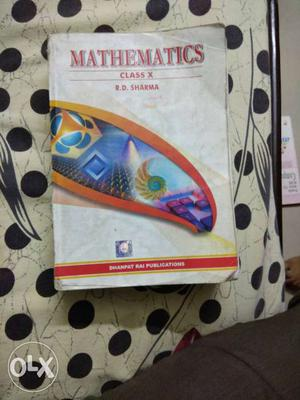 Mathematics Class X R.D. Sharma