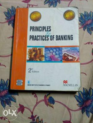 Principles And Practices Of Banking 2nd Edition for JAIIB
