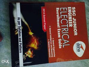 SSC Junior Engineer Electrical Recruitment Exam Guide