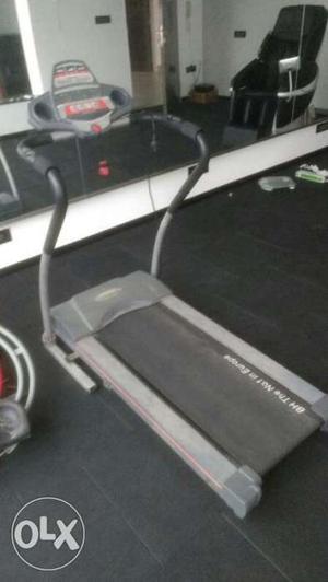 Used treadmill machine
