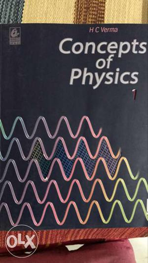 Brand New HC Verma- Concepts of Physics Vol 1 (if