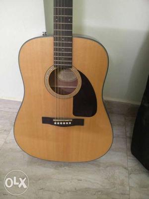 CD-60 Fender dreadnaught acoustic guitar in