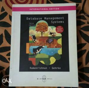 Database management book (international edition)