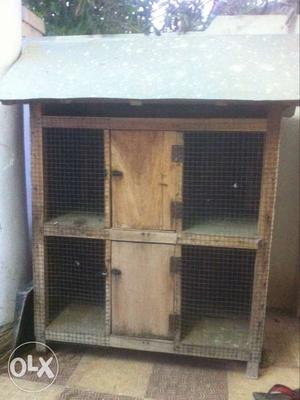 Hen/pigeon cage price is negotiable