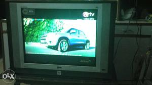 LG color TV CRT 29 inch