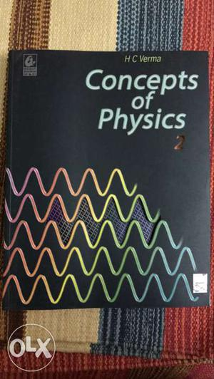 New HC Verma- Concepts of Physics Vol 2 (only 1