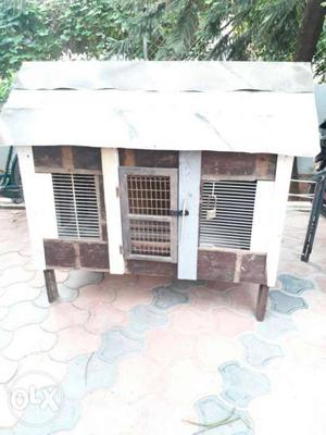 Pet shed for sale